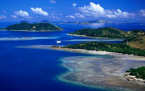 Mamanuca Archipelago,Fiji