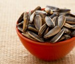 Sunflower seeds offer a powerhouse of essential fatty acids, a component of all cell membranes in the body, regulate the flow of nutrients, waste materials, and water in and out of cells.
