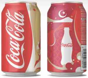 This is it. I wonder if Coca Cola will change its corporate red colour to green?