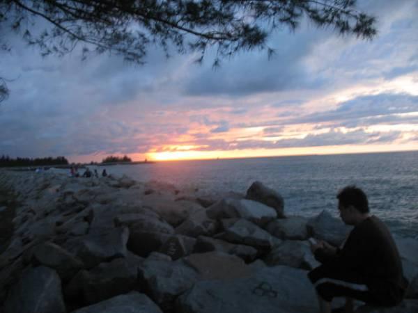 Sunset @ Batu